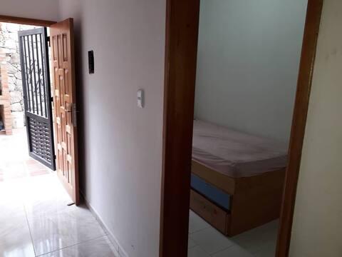 Alojamiento con vista al Páramo en timotes