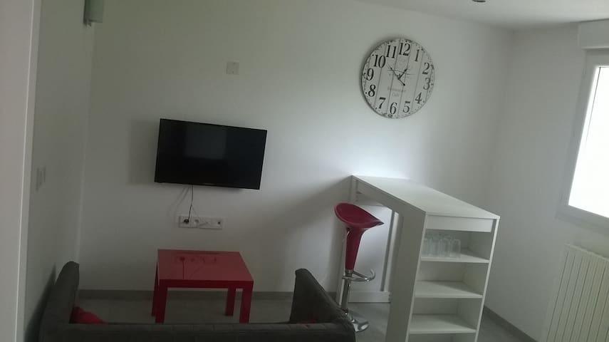 Petit appartement à deux pas de la Roche Bernard