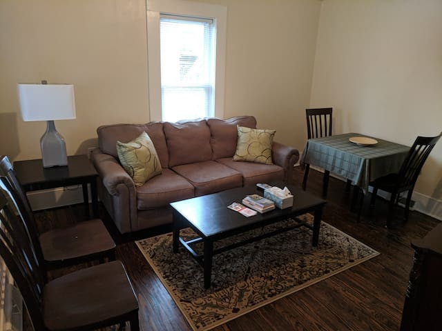 Cozy, Dog-Friendly House Close To Downtown AVL