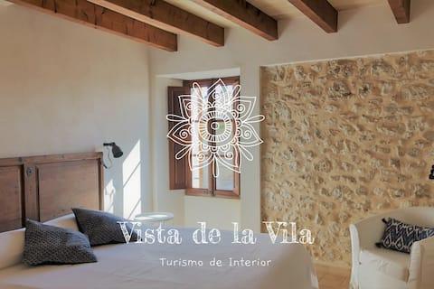 Vista de la Vila - (B&B) Dobbeltværelse Standard