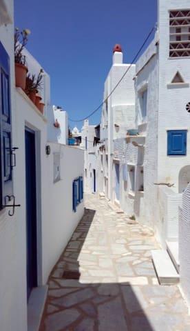 Pyrgos Traditional Home.