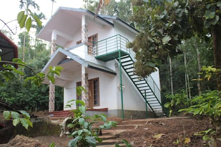 Home stay amidst  paddy fields and spice gardens