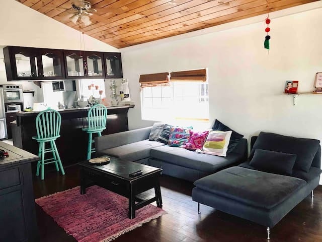Tijuana downtown casita sleeps 6