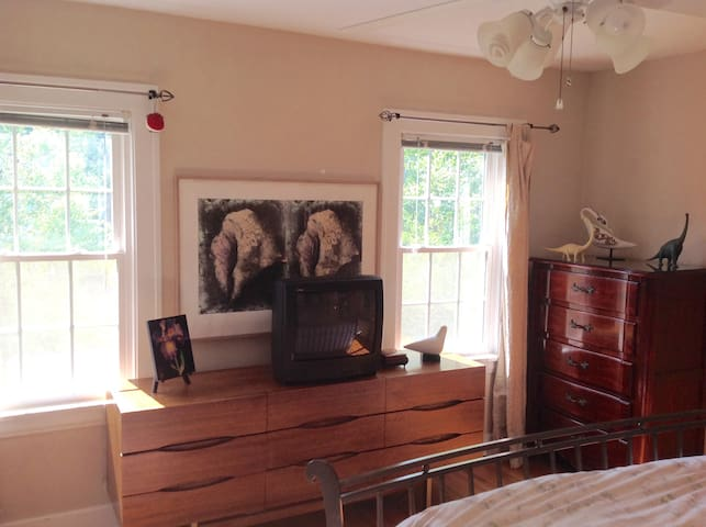 Master bedroom in Shaker, perfect for RNC week - Shaker Heights - House