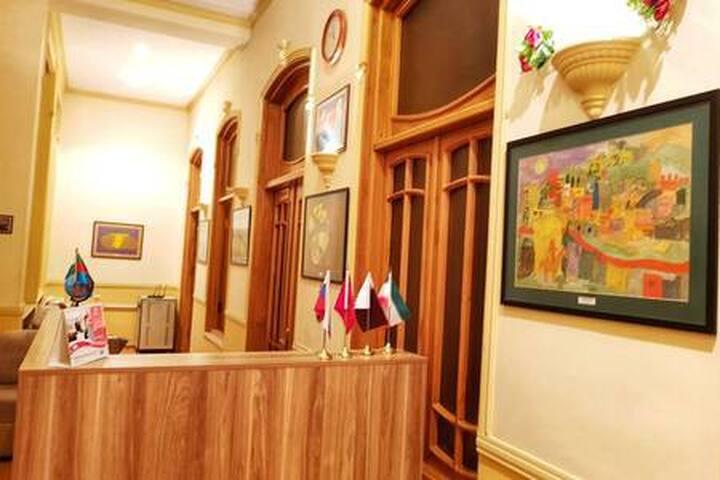 Signature Hostel Baku