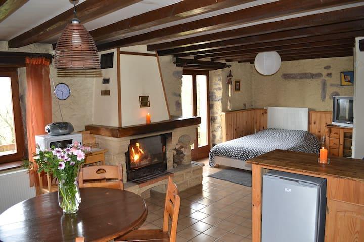 Gîte Auboutdumonde Hautes Vosges - Le Thillot - Hus