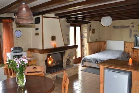 Gîte Auboutdumonde Hautes Vosges - Le Thillot - Talo