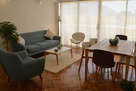 Full apartment Santiago Downtown. - Santiago