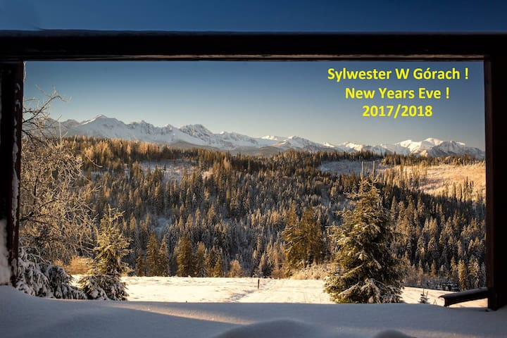 SYLWESTER w górach | Cottage for New Year 25people