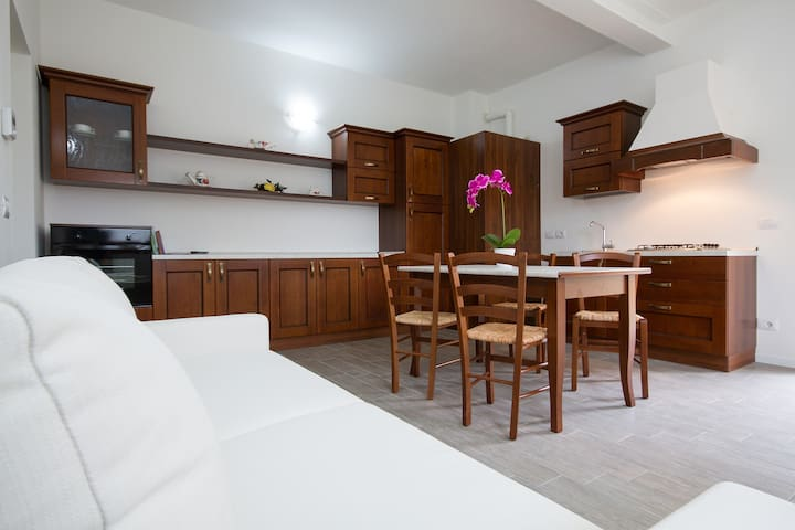 CASA MARTINA (A) - Stregna - Apartment
