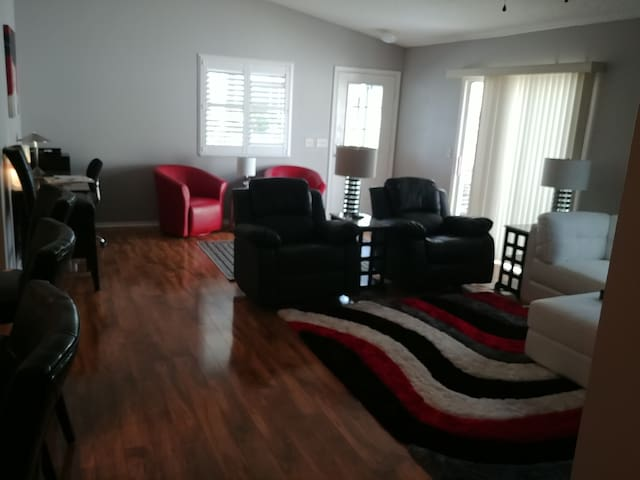 Newly remodeled Patio Villa in great location