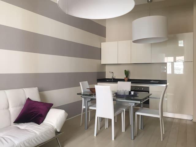 Elegante appartamento nel cuore della città - Modena - Byt