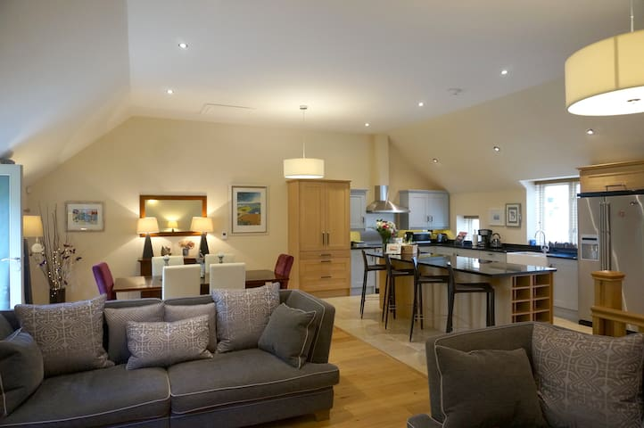 Beautiful 5* Gold village house near Norfolk coast - Langham, Holt - Huis