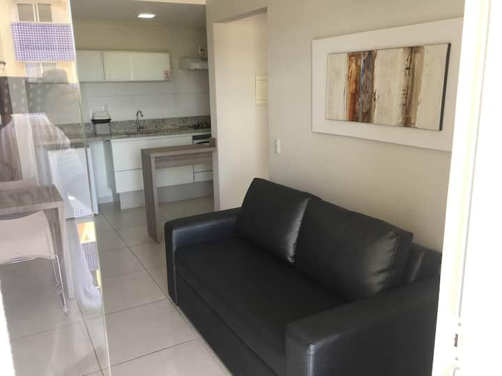 Flat no Atrium Thermas Residence