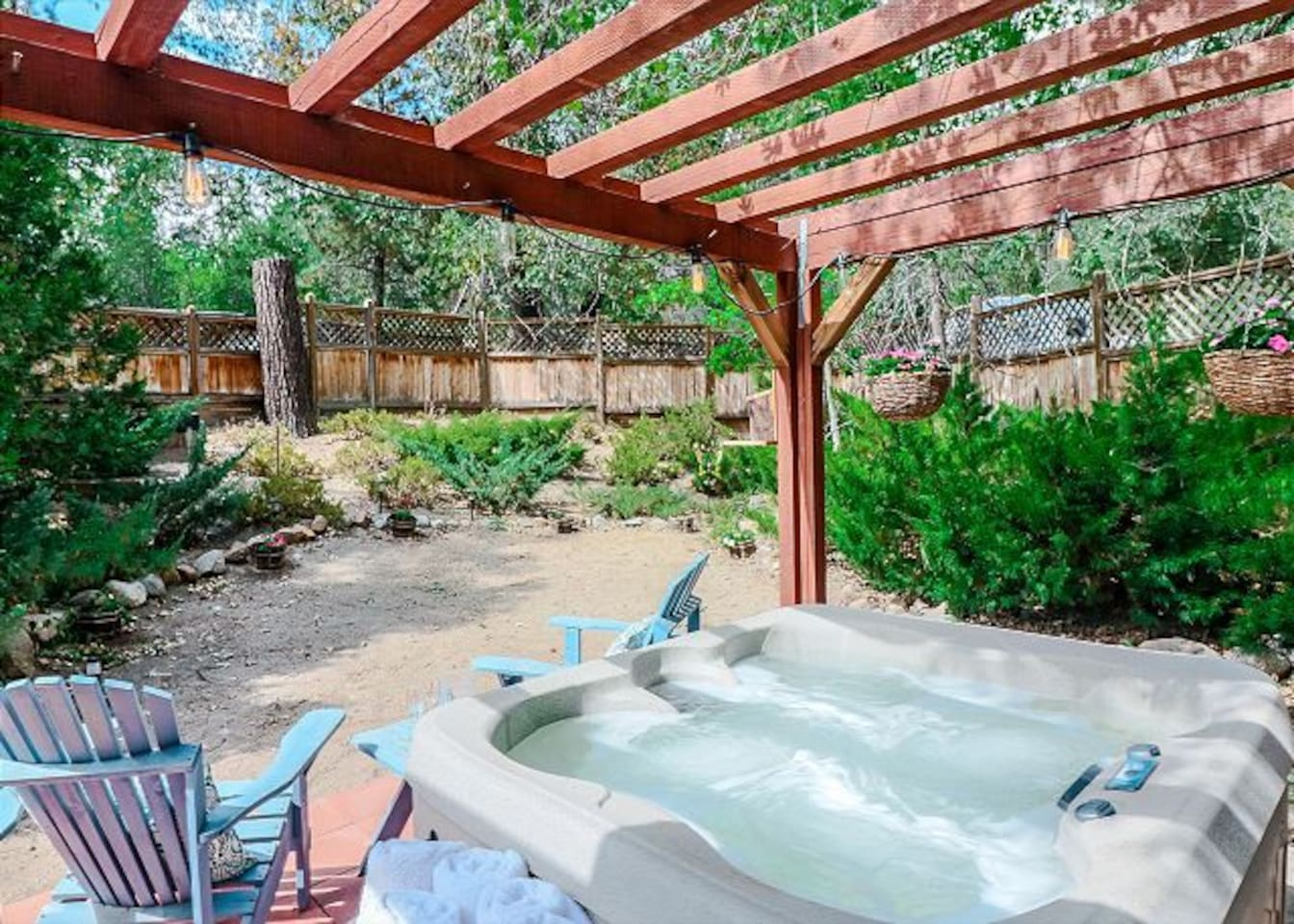 idyllwild dairy cottage w spa fenced in yard pets cabins for