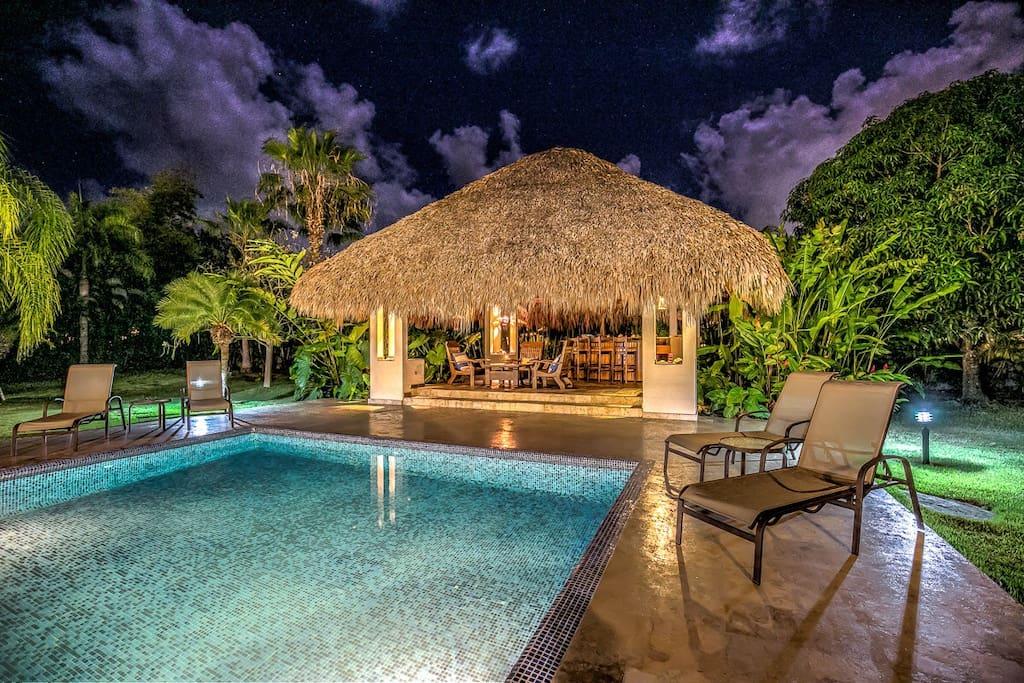 Casa las brisas luxury villa in sea horse ranch villas for Piani casa ranch california