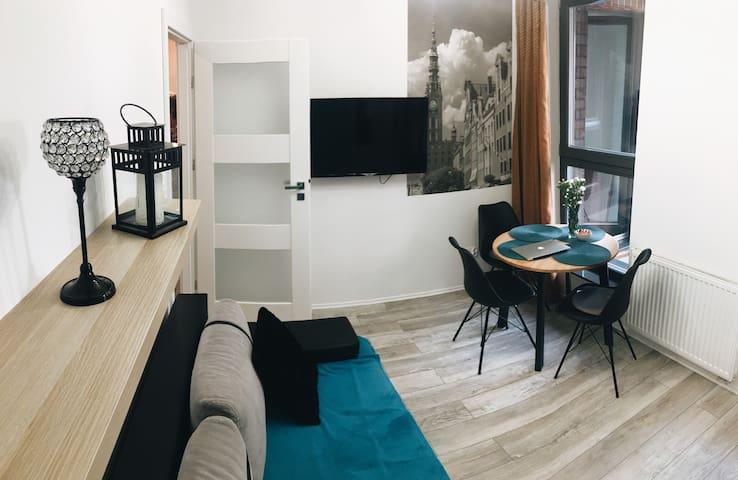 Apartament Gdańsk Wrzeszcz Centre Brovar