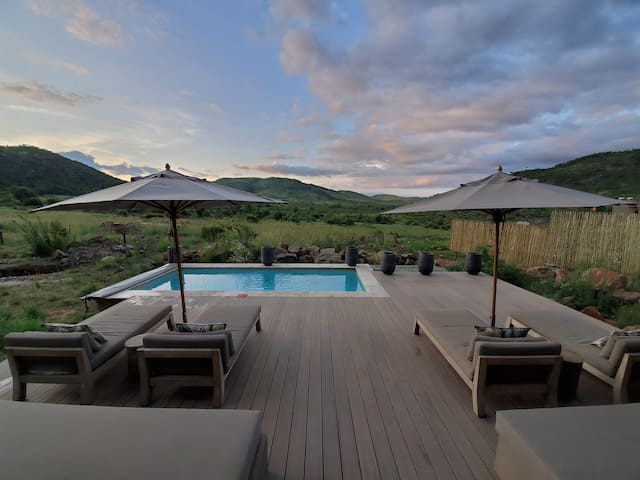 Bakubung Bush Lodge Villa, Pilanesberg (Sun City)