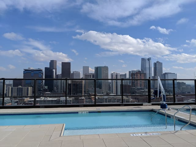 New Luxury Condo Downtown Denver - Union Station