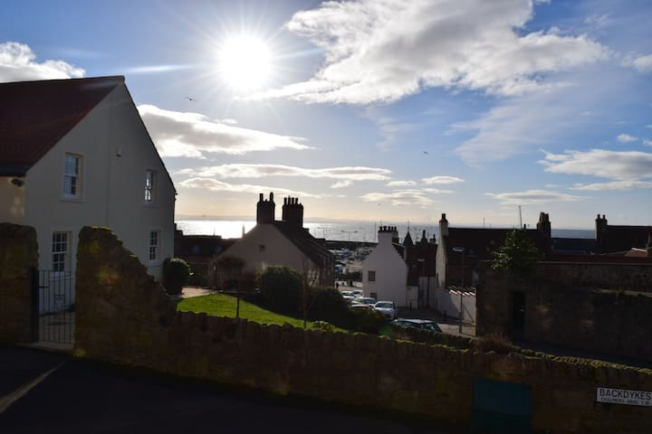 Harbour View - Anstruther - Wohnung