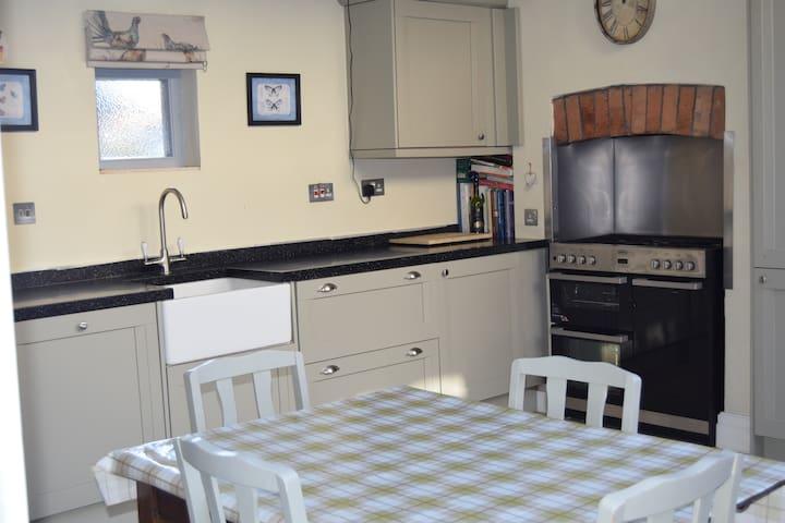 En suite  small double room great location