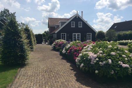 Huisje Thuisch, genieten van natuur en steden!
