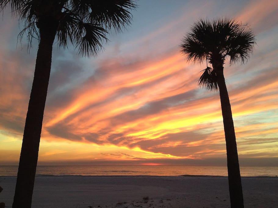 Stunning views an sunsets!!!