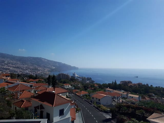 Modern appartment in Funchal center