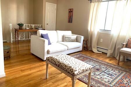 a budget comfy room