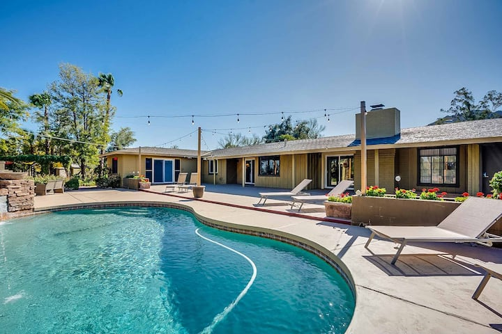 Great Paradise Valley Home 4BR/2BA Pool-New Rates