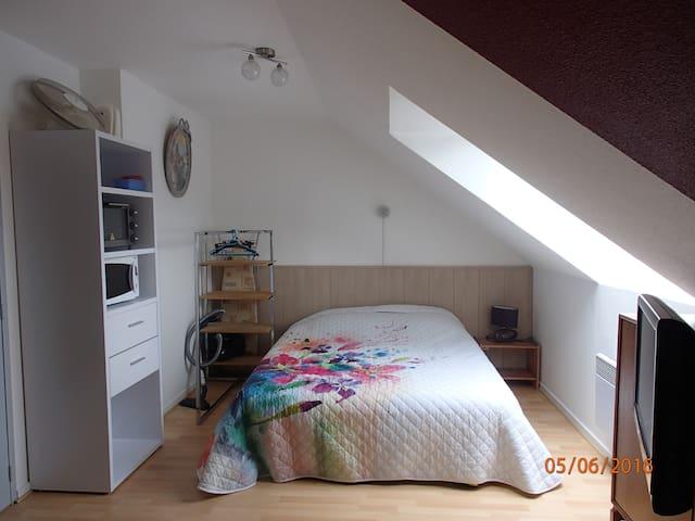 studio residence du Théatre - Salins-les-Bains - Apartment