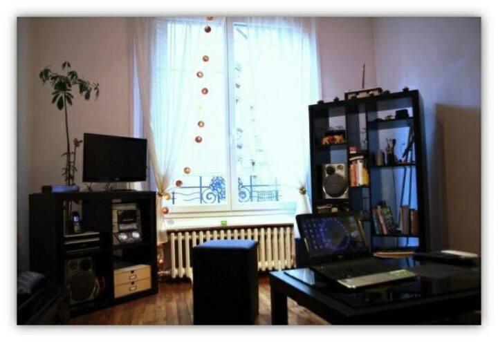 Studio 15ieme Haussman Type