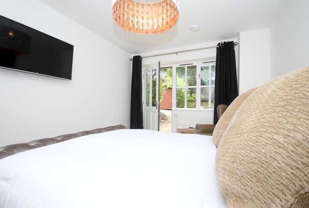 Bramley Double Room