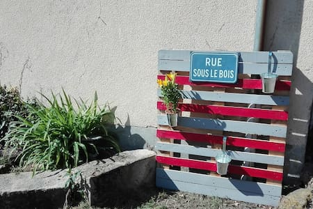 Chambre intimiste au cœur des Vosges saonoises - Fresse - Haus