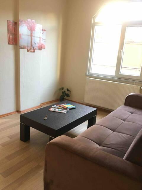 Apartment is close to airport SAW (Sabiha Gokcen)