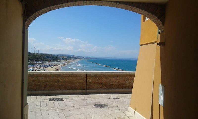 Casa Antonella sul Mare di Termoli - Termoli - Departamento