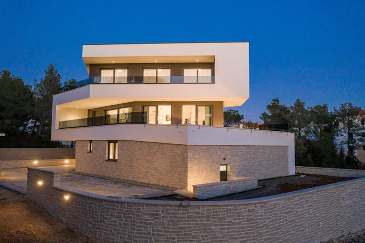 NEW luxury villa - Biograd, Croatia