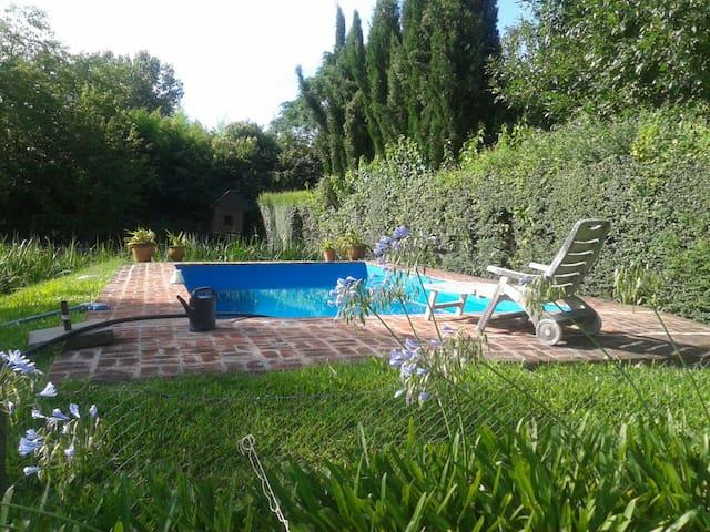 Casa Quinta en Villa Rosa, Pilar