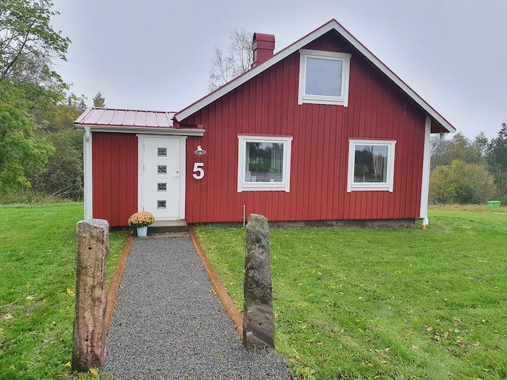 Naturskön vistelse i Småland