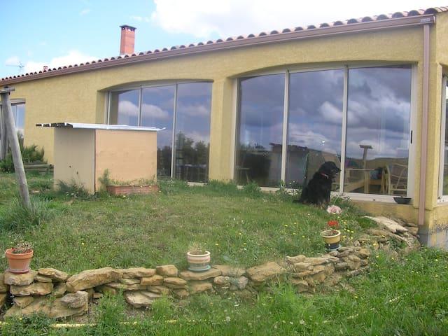 chambre chez l'habitant - Limoux - Pensió