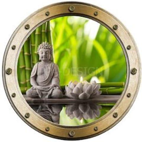 bambou & hublot - Quissac - Huvila