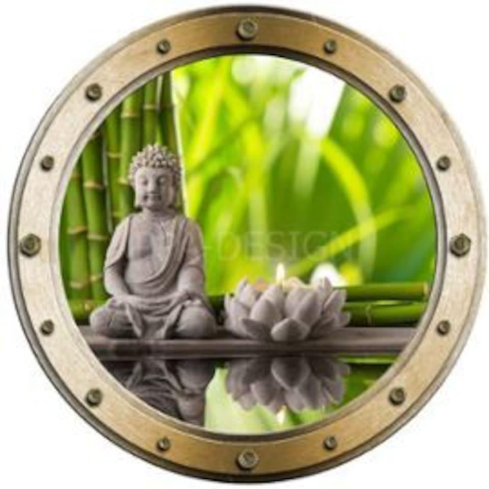 Bambou & hublot