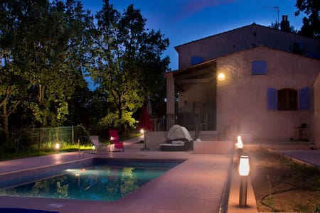 Beautiful Provencal Villa with heated Pool - Seillans
