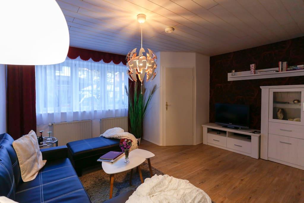 wohnung immchen ebenerdig h bsch sep eingang appartements louer m cke hessen allemagne. Black Bedroom Furniture Sets. Home Design Ideas
