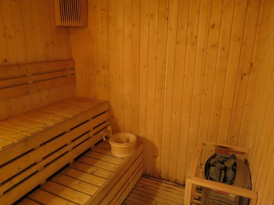 Sauna 桑拿
