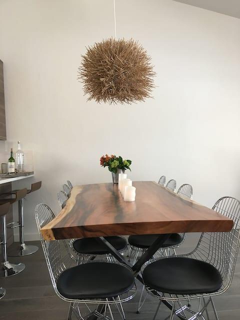 Tumbleweed Townhouse, A Modern luxury