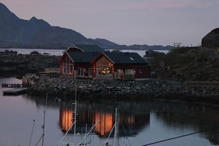 Lofoten Panorama, Ballstad, with a touch of luxury - Ballstad