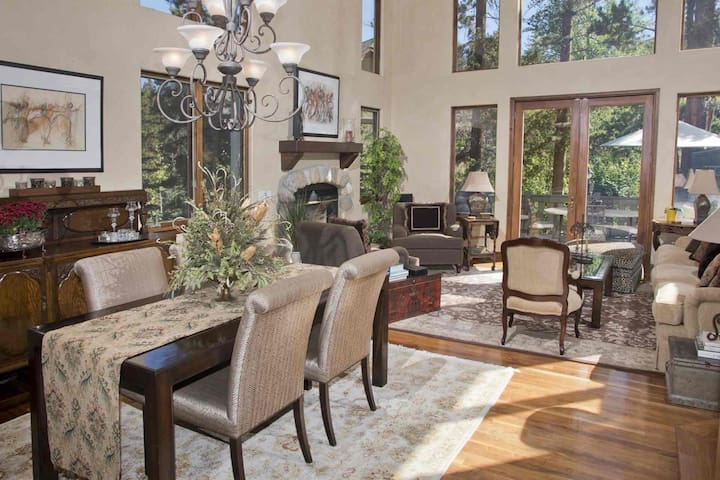 Luxury Mtn Living Home, Quiet Culdesac, Close to Vail, Great location Summer and Winter! - Vail - บ้าน