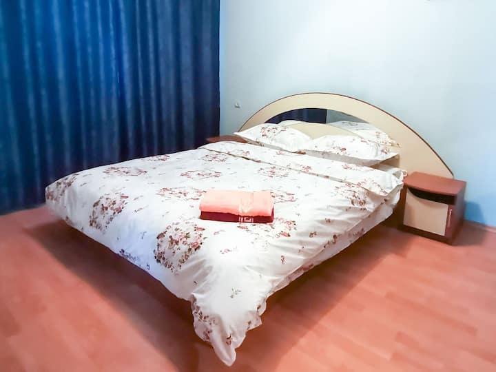 Уютная квартира в Бельцах. Район БАМа