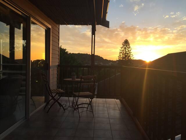 Sunny spacious apartment in beautiful Noordhoek - Cape Town - Apartment